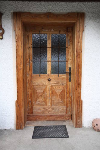 Stolzlechner´s Eingangstüren und Innentüren